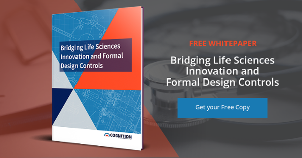 Download Bridging Life Sciences Innovation and Formal Design Controls White Paper