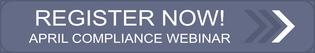 Register Now: January Regulatory Compliance Webinar