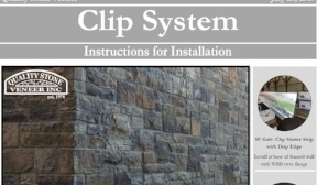 Clip System Instructions