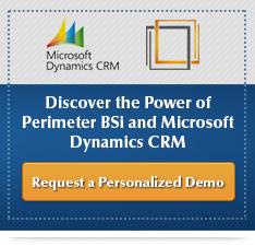perimeter, microsoft dynamics crm, microsoft dynamics crm demo
