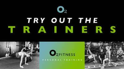 Try Out the Personal Trainers at O2 Fitness