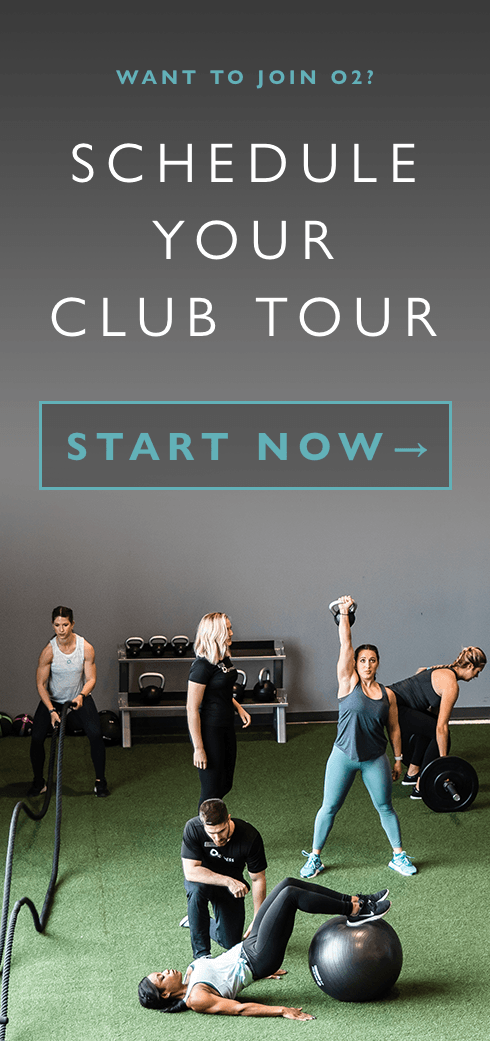 Want to join O2? Schedule your club tour and start now!