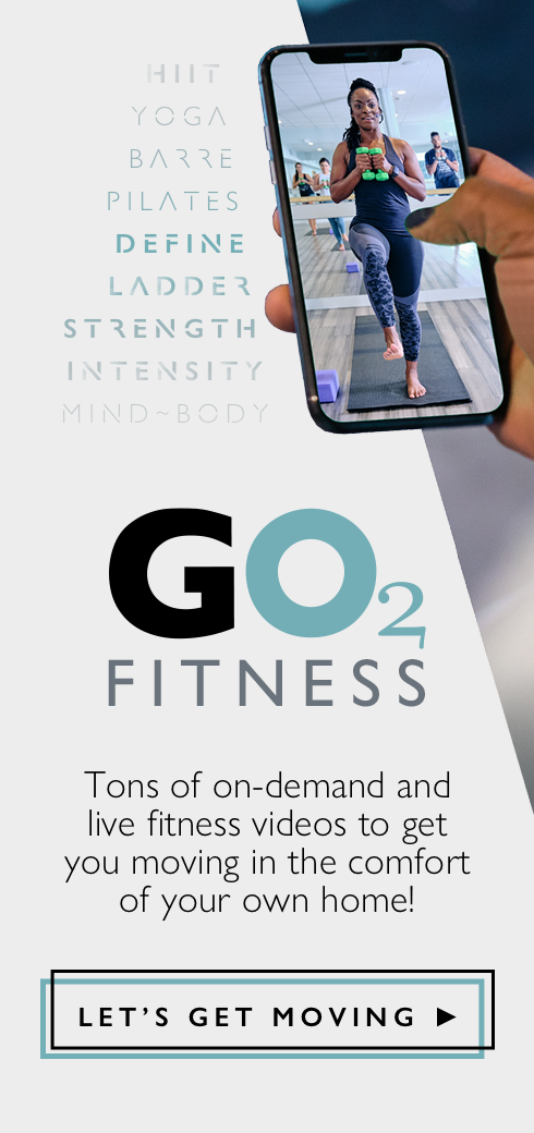 GO2 Fitness - On Demand and Live Fitness Videos - Let's Get Moving →