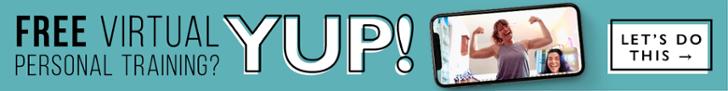 Free Virtual Personal Training? YUP! Let's Do This →