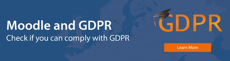 Moodle and GDPR - How to check if you can comply with GDPR | HowToMoodle
