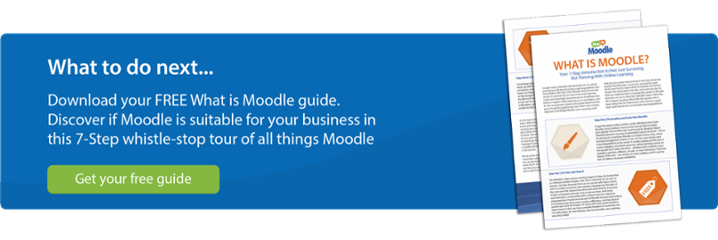 Download our What is Moodle Guide