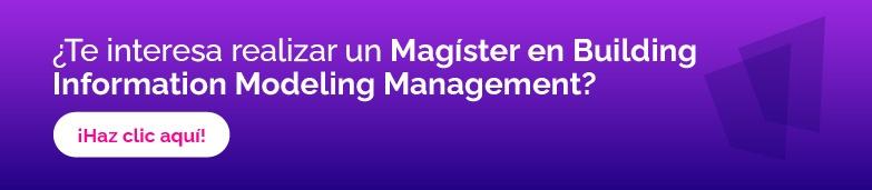 ¿Te interesa el Magister en Bluiding Information Modeling - BIM?