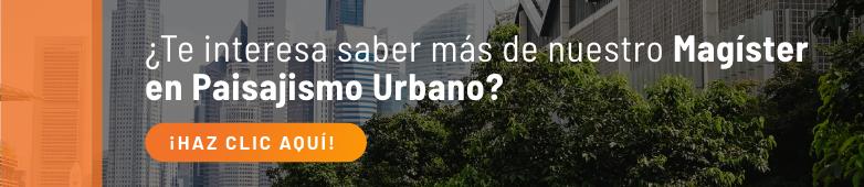 Paisajismo Urbano