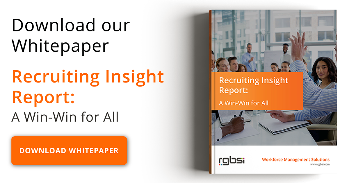 RGBSI Recruiting Insight Report Whitepaper