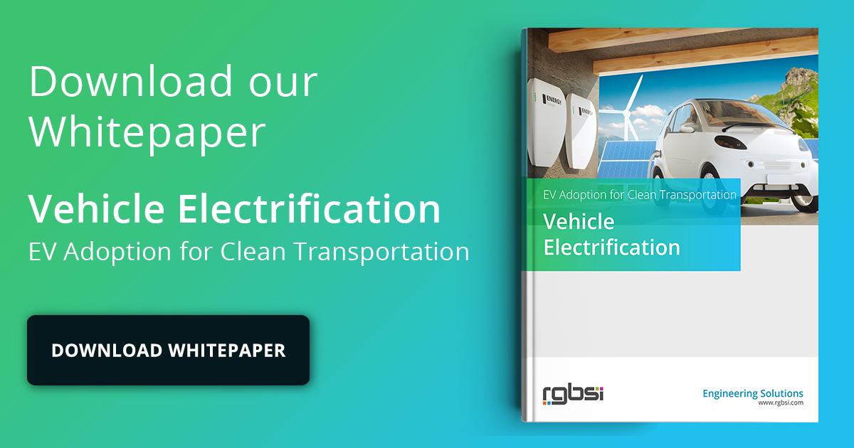 RGBSI Vehicle Electrification Whitepaper