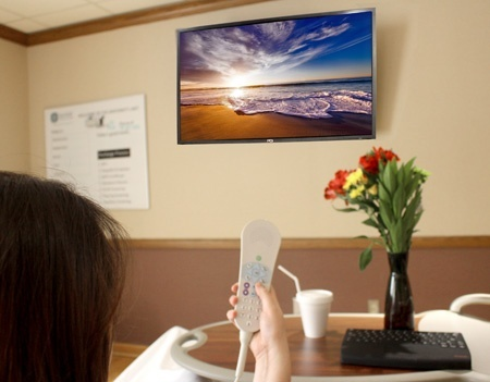 Healthcare Wall TVs