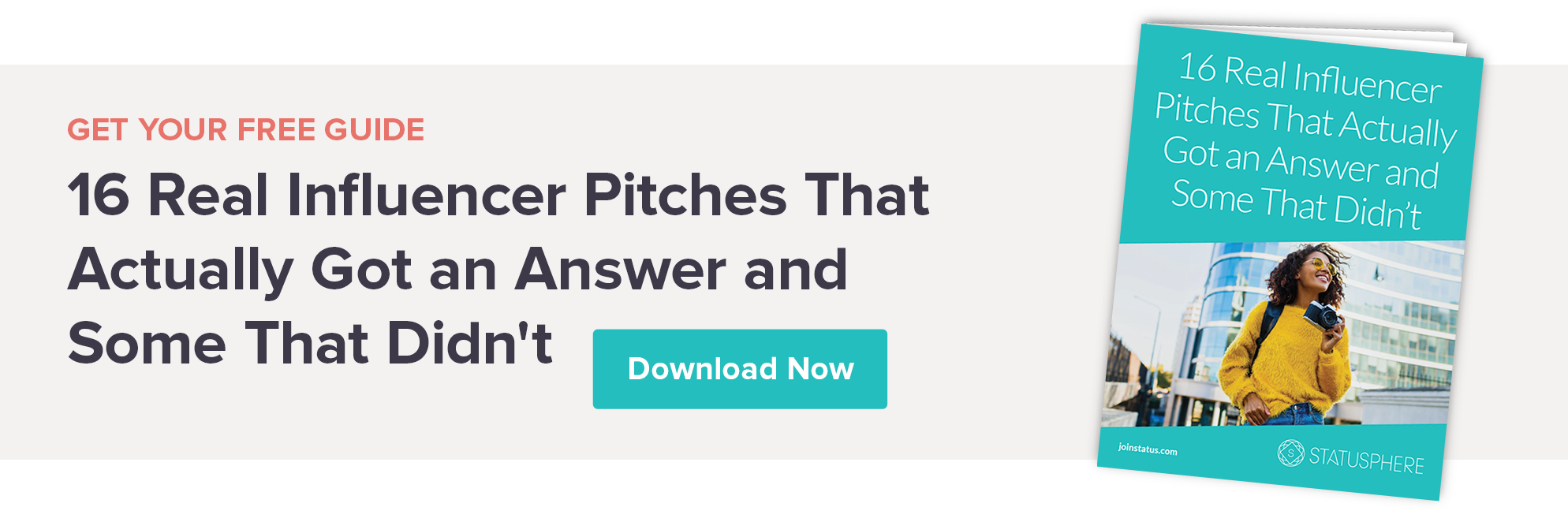 influencer pitching