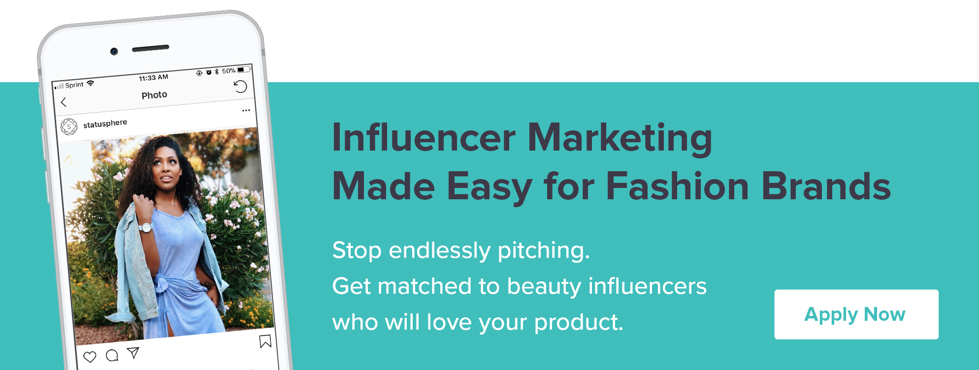 Fashion Influencer Marketing