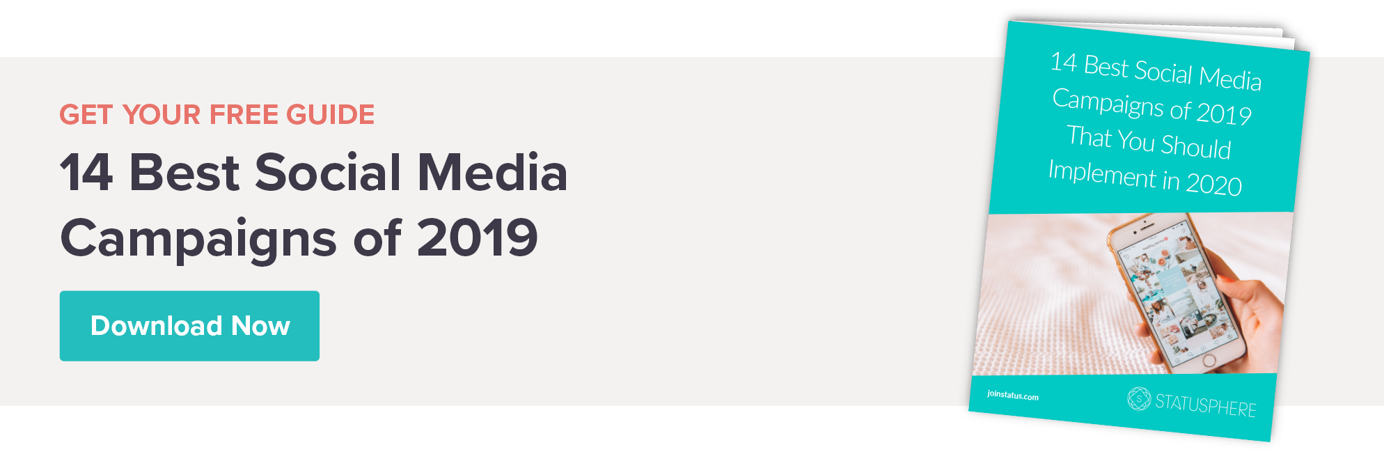 GUIDE 15 - 14 Best Social Media Campaigns of 2019 That You Should Implement in 2020