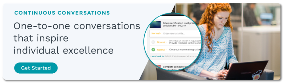 Continuous conversations