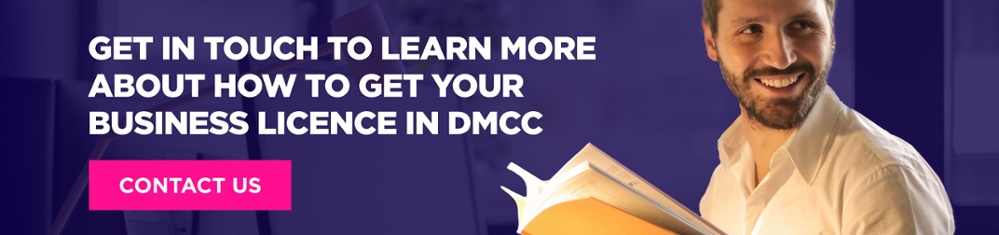 Get in Touch to Learn More About How to Get Your Business Licence in DMCC