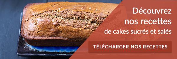 Découvrez nos recettes de cakes sucrés et salés
