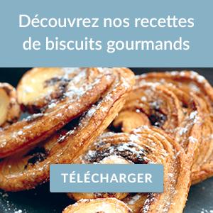 Découvrez nos recettes de biscuits gourmands
