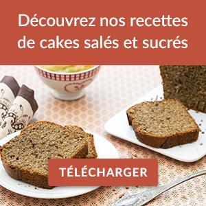Découvrez nos recettes de cakes salés et sucrés