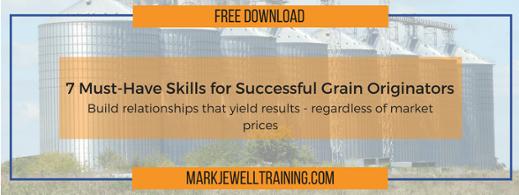 Download Must-Have Skills for Grain Originators