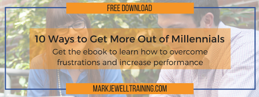 Download ebook - ways to get more out of Millennials