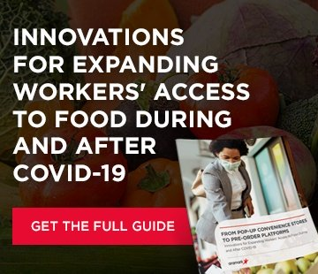 Innovations for Expanding Workers Access to Food guide
