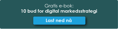 10 bud for Digital Markedsstrategi 2017