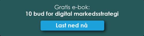 Gratis e-bok 10 bud for Digital Markedsstrategi 2017