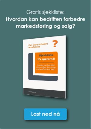 15 spørsmål: Hvordan forbedre bedriftens markedsføring og salg B2B