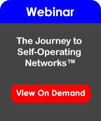 The Journey Towards Self-Operating Networks