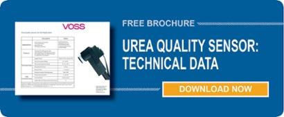 Send me the VOSS Urea Quality Sensor brochure!