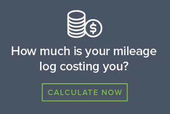 Mileage tracking savings calculator