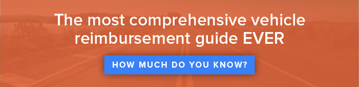 Everything you ever needed to know about mileage reimbursements