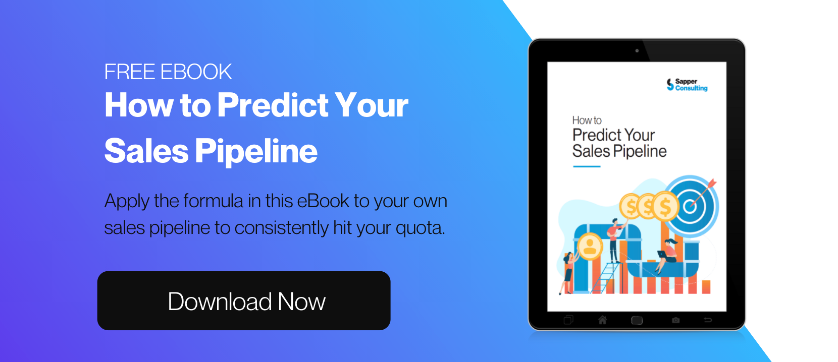 How to Triple Predict Your Sales Pipeline
