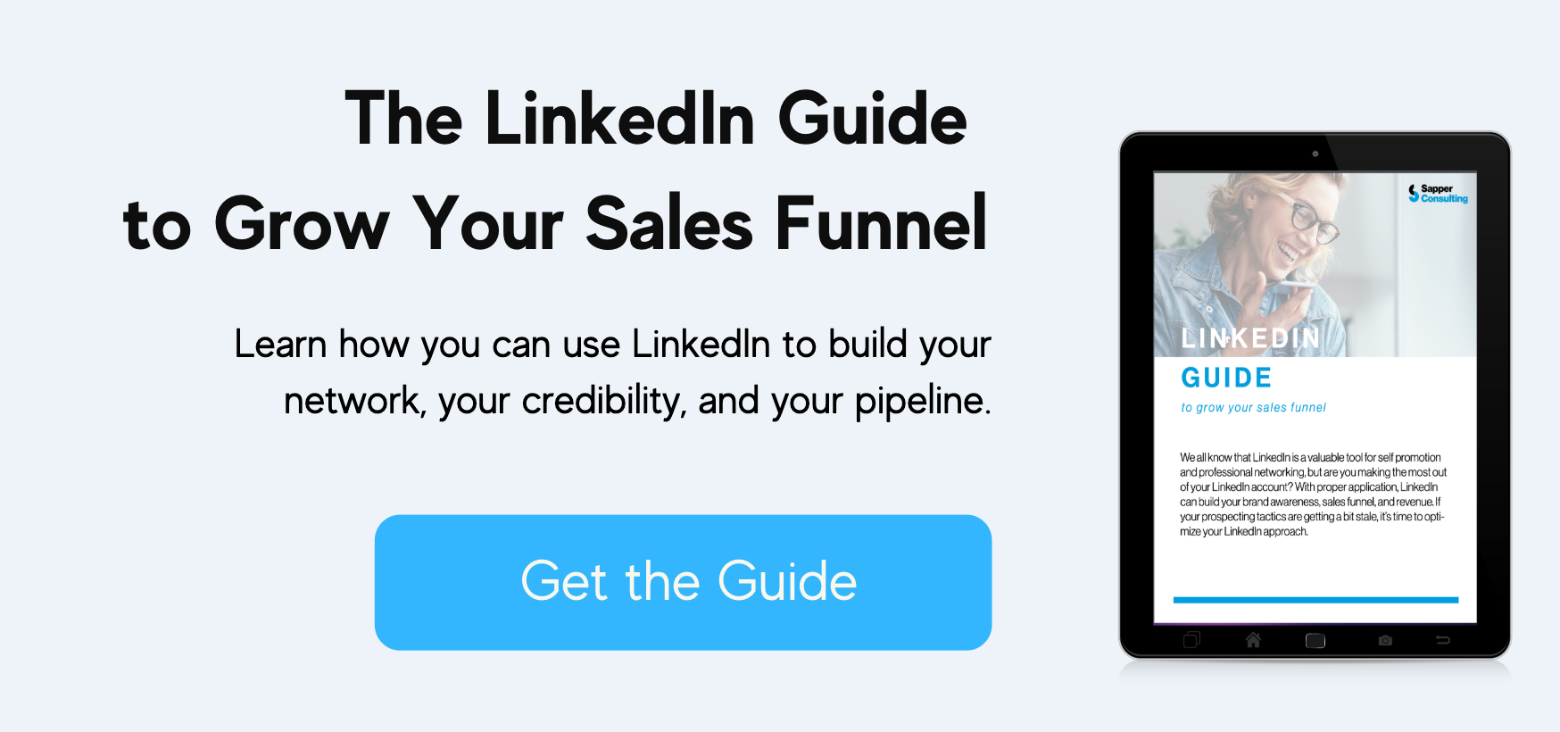 The LinkedIn Guide to Grow Your Sales Funnel