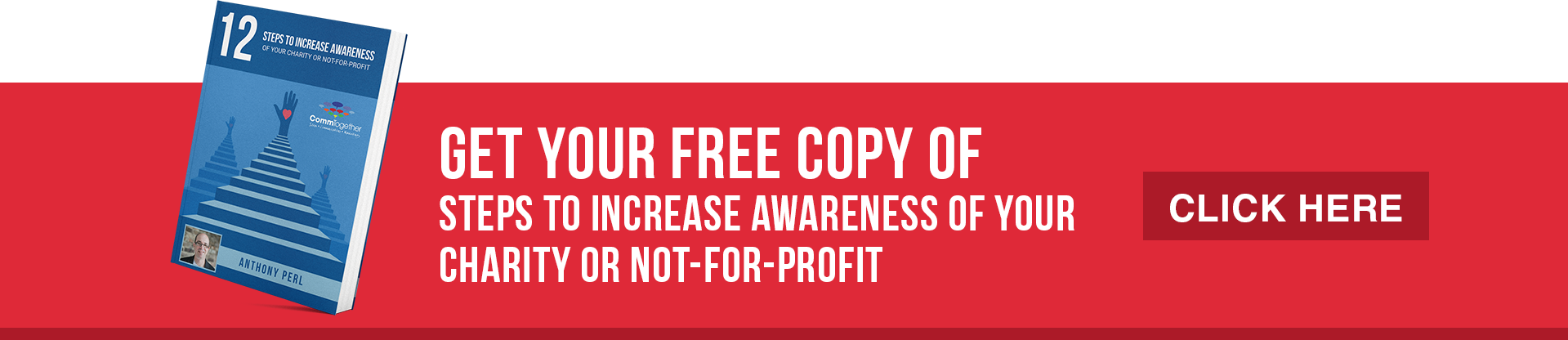 12 steps to increasing awareness of your charity or not-for-profit