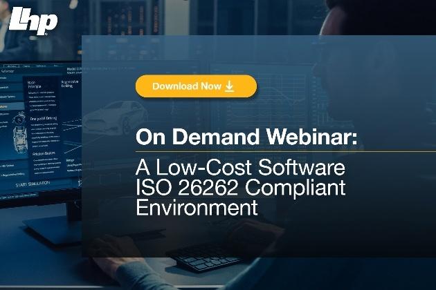ISO26262 Compliant Environment