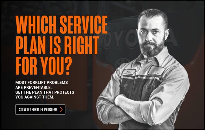 Which Forklift Service Plan is Right for You?