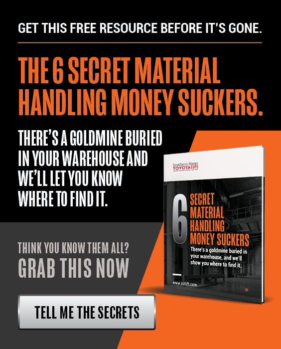 The 6 Secret Material Handling Money Suckers