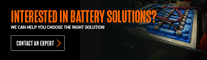 Ask Your Questions About Forklift Batteries & Chargers