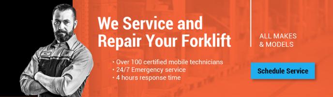 Schedule Forklift Service