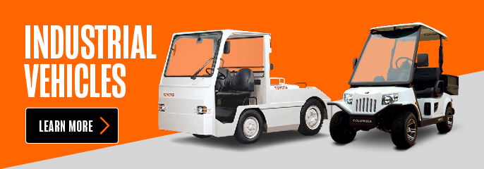 Industrial Vehicles - Learn More