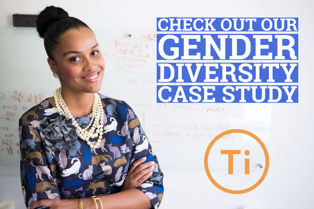 Gender Diversity Case Study