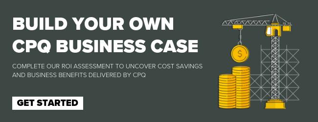 CPQ business case