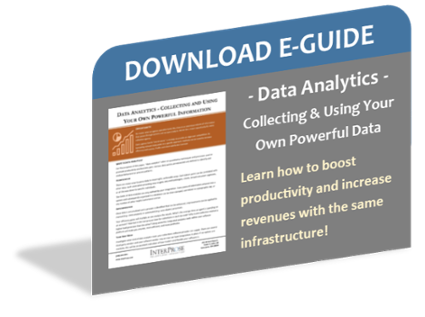 Download eGuide: Data Analytics, Collecting & Using Your Own Powerful Data