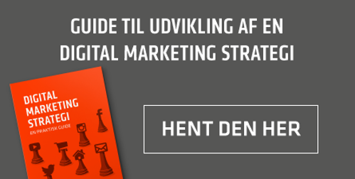 Download guide til digital marketing strategi