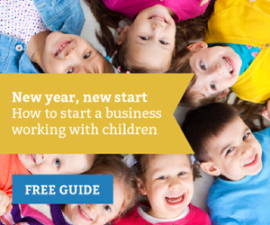 New year, new start: how to start a business working with children