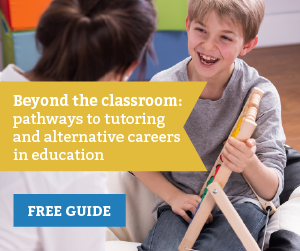 Beyond the classroom: Pathways to tutoring and alternative careers in education