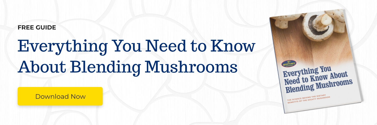 Everything You Need to Know About Blending Mushrooms