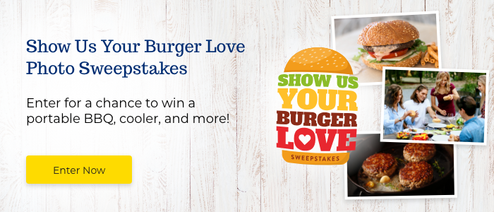 Show Us Your Burger Love